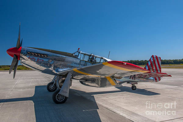 Photograph - P51 Mustang  by Dale Powell