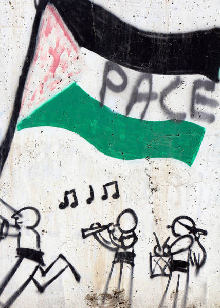 Jewish Music Wall Art - Photograph - Pace by Munir Alawi
