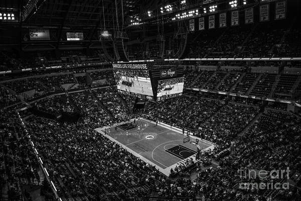 Photograph - Pacers Indiana by David Haskett II