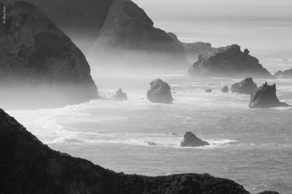 Photograph - Pacific Coast by Alexander Fedin