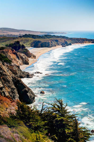 Monterey Park Photograph - Pacific Coast by Aron Kearney