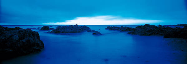 Monterey Bay Photograph - Pacific Coast Monterey Ca Usa by Panoramic Images