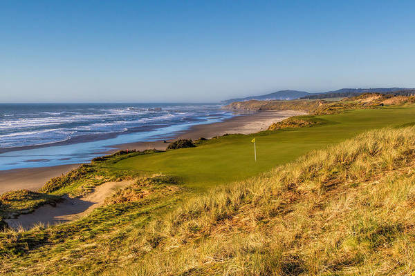 Linked Photograph - Pacific Dunes Hole 4 by Mike Centioli