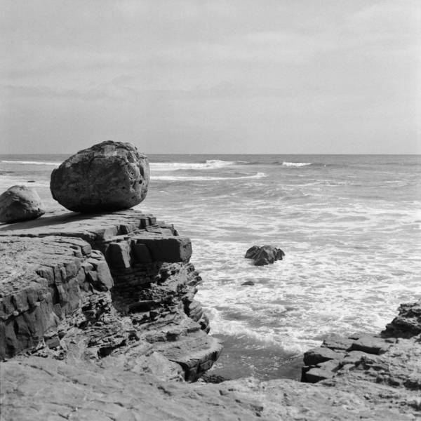 Cabrillo Photograph - Pacific Ocean From Point Loma by Tanya Harrison