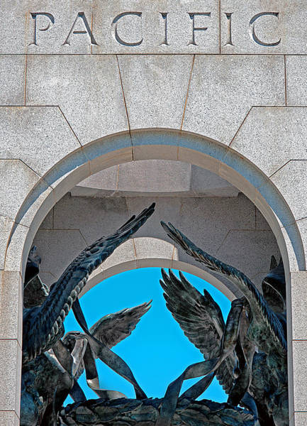 Photograph - Pacific Portal by Donna Proctor