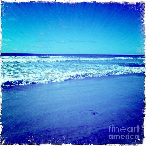 Pacific Rays Art Print