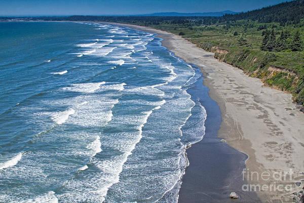 Photograph - Pacific Shoreline by Stuart Gordon
