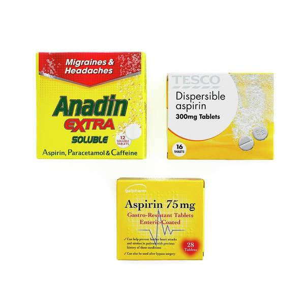 Prophylactic Photograph - Packets Of Aspirin by Science Photo Library