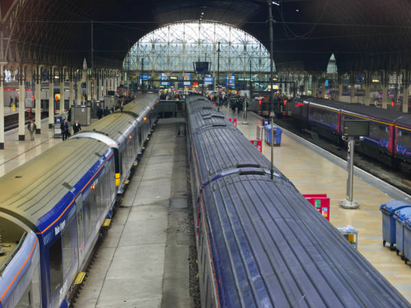 Photograph - Paddington Station by Christi Kraft