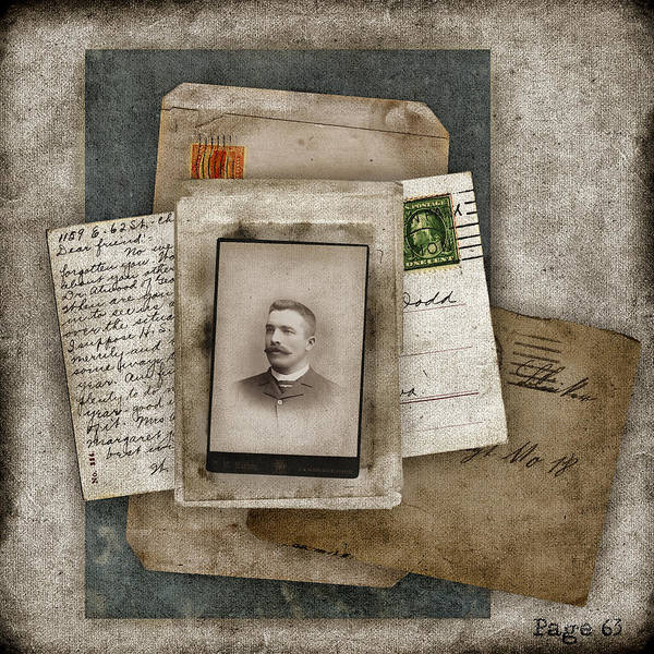 Correspondence Photograph - Page 63 by Carol Leigh