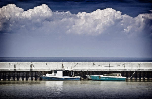 Lake Okeechobee Wall Art - Photograph - Pahokee Boats by Patrick M Lynch