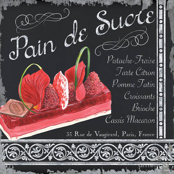 Wall Art - Painting - Pain De Sucre by Debbie DeWitt