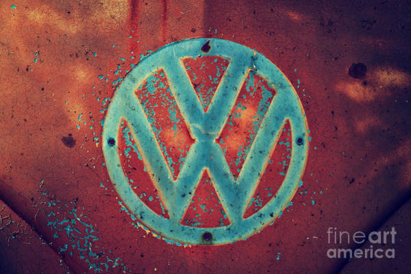 Motorhome Wall Art - Photograph - Paint And Primer  by Tim Gainey