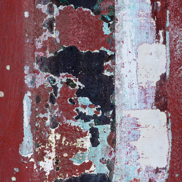 Peeling Paint Wall Art - Photograph - Paint Me A Boat by Carol Leigh