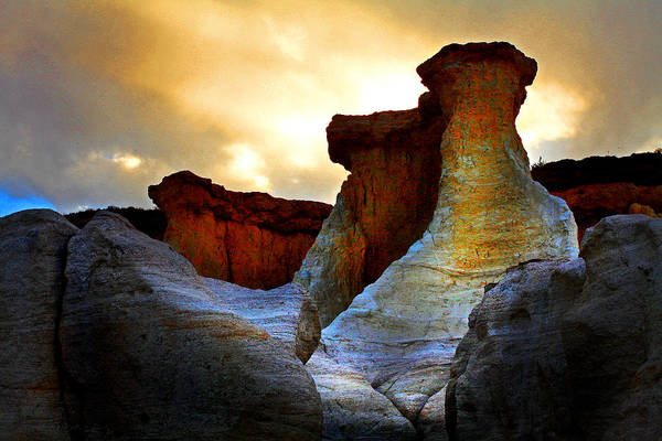 El Paso County Photograph - Paint Mines Of Calhan by Mike Flynn