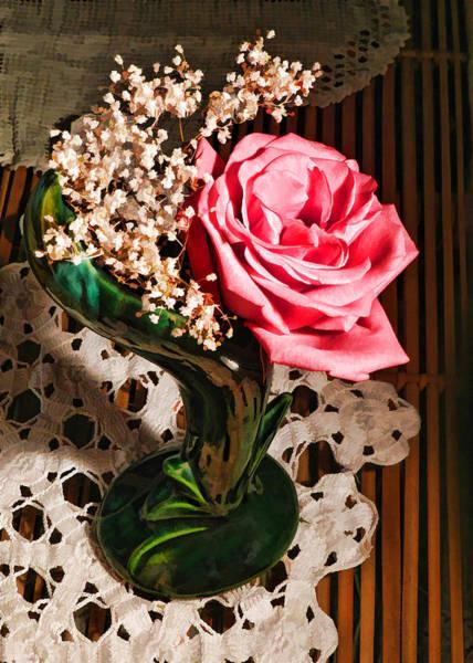 Digital Art - Painted Beauty by Grace Dillon
