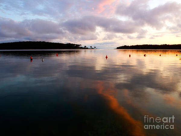 Losinj Photograph - Painted Calm by Sinisa Botas