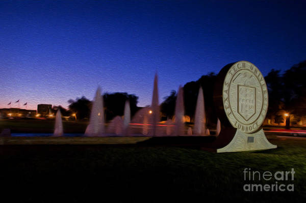 Photograph - Fountain And Seal With Blue Sky by Mae Wertz