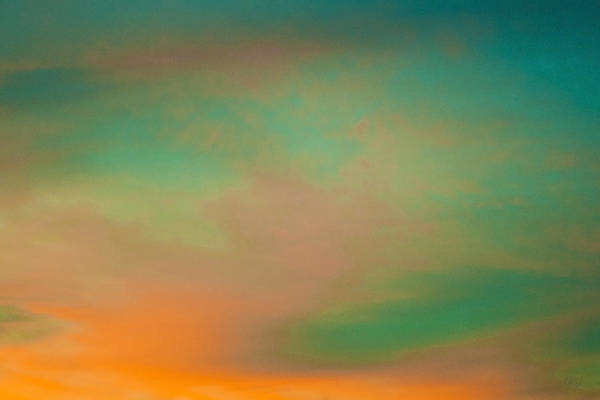 Wall Art - Digital Art - Painted Skies by Ben and Raisa Gertsberg