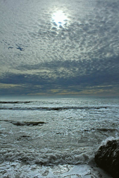 Photograph - D3a6136-painted Sky Bolinas Ca  by Ed  Cooper Photography