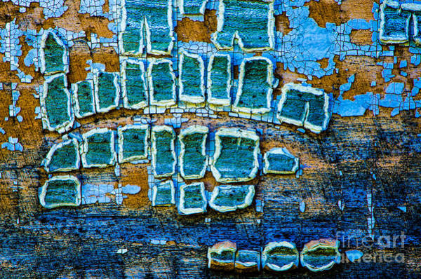 Photograph - Painted Windows Number 1 by Michael Arend