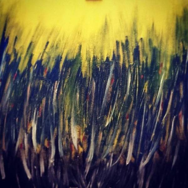Brush Stroke Wall Art - Photograph - #painting #colours #fun #creative by Matthew Mifsud