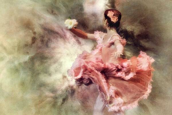 Dancers Wall Art - Photograph - Painting My Sleep With A Colour So Bright... by Charlaine Gerber