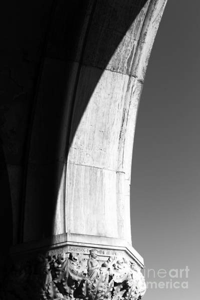 Wall Art - Photograph - Palace Column Shadows by John Rizzuto