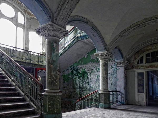 Wall Art - Photograph - Palace Of The Forgotten Tears by Joachim G Pinkawa