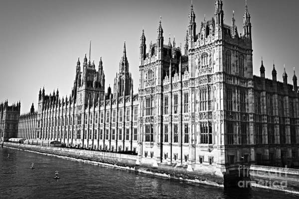 Wall Art - Photograph - Palace Of Westminster by Elena Elisseeva