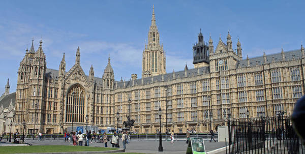 Photograph - Palace Of Westminster by Tony Murtagh