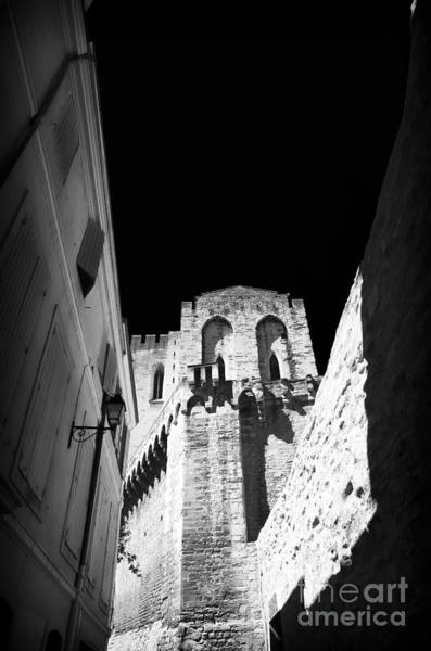 Photograph - Palace Shadows by John Rizzuto