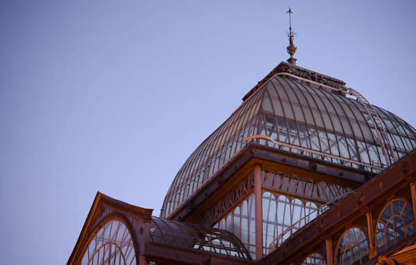 Photograph - Palacio De Cristal by Pablo Lopez