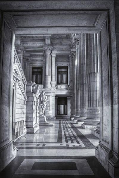 Belgian Photograph - Palais De Justice by Joan Carroll