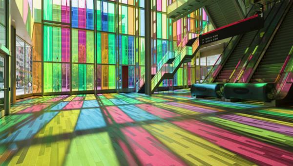 Convention Wall Art - Photograph - Palais Des Congres De Montreal by David Madison