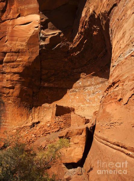 Pueblo Photograph - Palatki by Mike  Dawson
