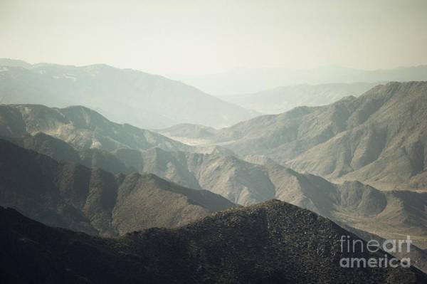 Photograph - Pale Ridges by Alexander Kunz