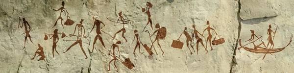 Wall Art - Photograph - Paleolithic And Neolithic Human Migrations by Jose Antonio Penas/science Photo Library