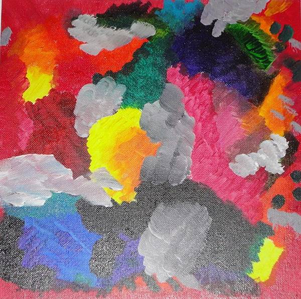 Wall Art - Painting - Palette by Valerie Howell