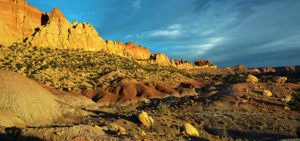 Grand Staircase National Monument Photograph - Palisades Below Rattlesnake Bench by Panoramic Images