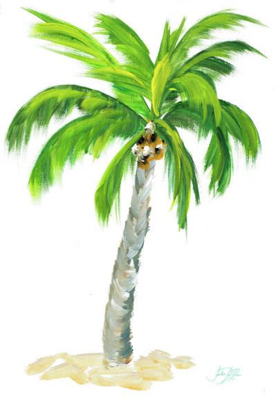 Wall Art - Digital Art - Palm Days V by Julie Derice