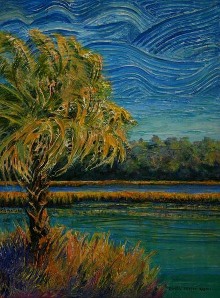 Painting - Palmetto State by Dorothy Allston Rogers