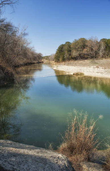Photograph - Paluxy River by Melany Sarafis