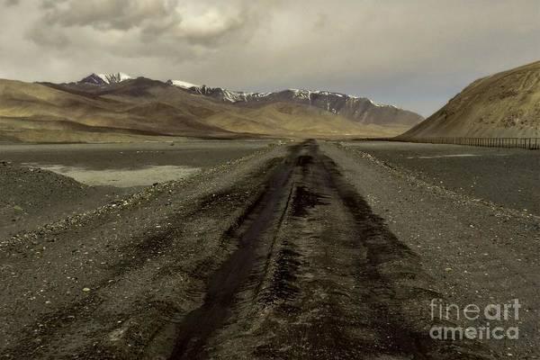 Photograph - Pamir Highway by Karla Weber