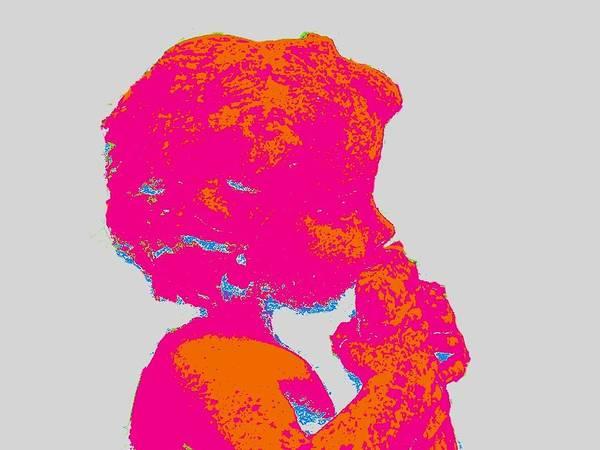 Digital Art - Panboy Flute by David Clark