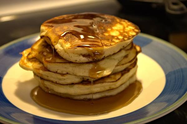 Photograph - Pancakes For Breakfast by Willard Killough III
