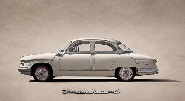 Wall Art - Digital Art - Panhard Pl17 Tigre by Douglas Pittman