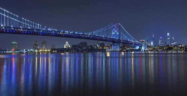 Photograph - Panorama At The Bridge by Denise Bush