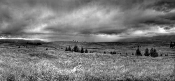 Photograph - Panorama Near Eureka Montana  by Lee Santa