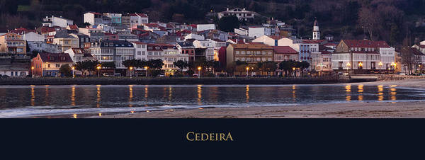 Photograph - Panorama Of Cedeira Galicia Spain by Pablo Avanzini